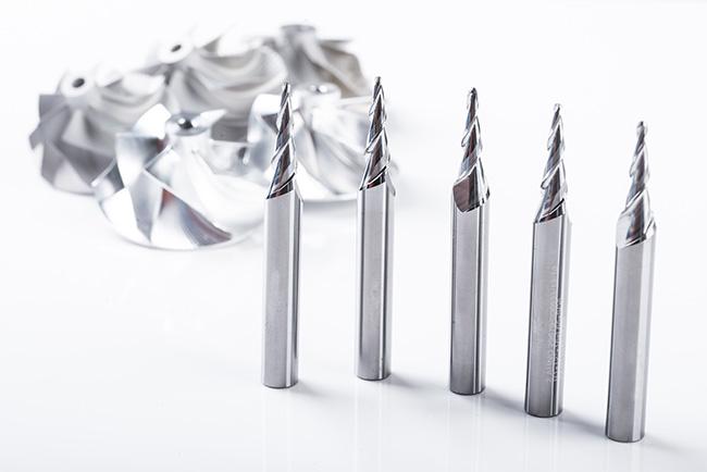 高性能叶轮专用刀具